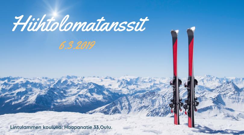 Hiihtolomatanssit 6.3.2019
